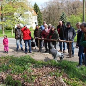 29.4.17 Wald- und Wiesenexkursion K. Windgassen