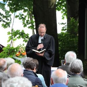 Pfarrer Jochen Denker